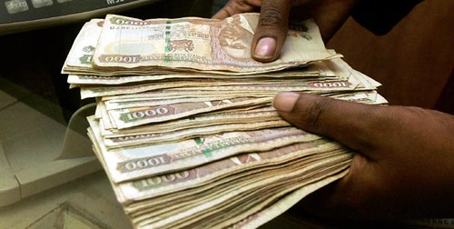 Kenyan Paper Money