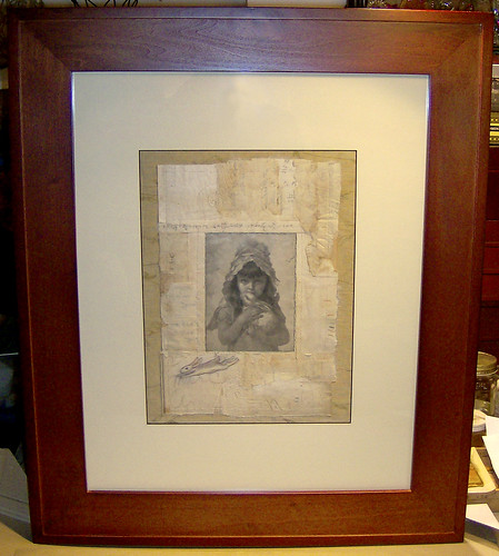 """Rabbit"" in a new frame."