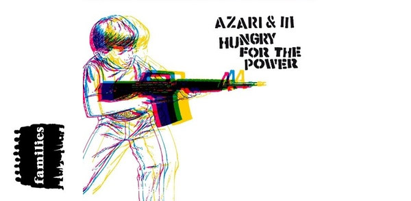 #FAMILIESdownloads : Azari & III – Hungry For The Power (Matias Aguayo & Cosmo Vitelli remix) (Image hosted at FlickR)