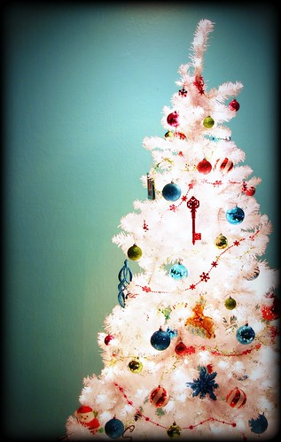 Our Christmas tree, by Tamie Snow