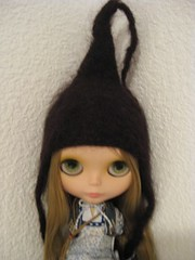 Mohair Gnome hat SOLD