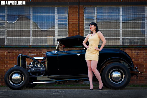 Cherry Vanity and the 32 Ford, Milkcow Magazine Issue 5 IMG_2427