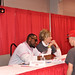 Brandon Phillips at Redsfest, 2009.