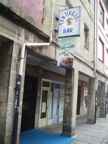 Tentirujo Doner Kebab Reinosa Cantabria