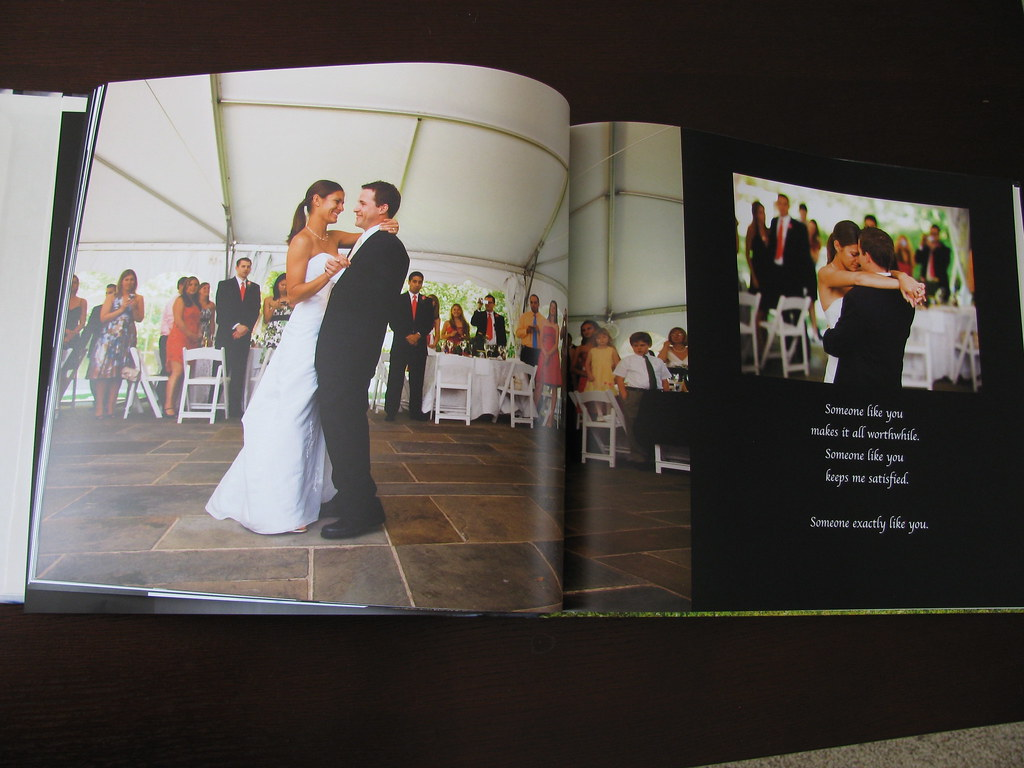 Blurb book - 1st dance