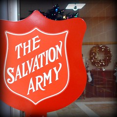 The Salvation Army - To Give or Not to Give. . .