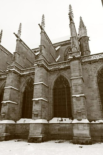 Limoges Cathedral.