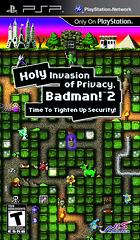 Badman 2 packfront