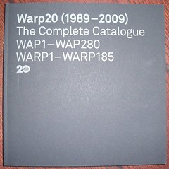 Warp20 (1989-2009) - The Complete Catalogue
