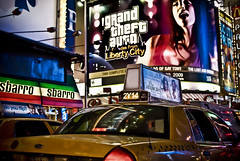 New York City (RLJ Photography NYC) Tags: taxi cabs grandtheftauto newyorkcityatnight thechallengefactory