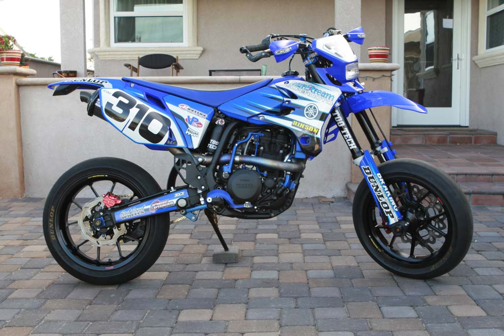 Street legal supermoto for sale