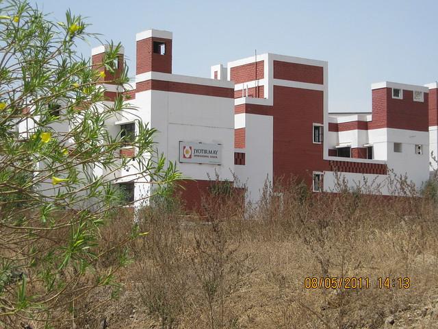 Jyotirmay International School in Belvalkar's Solacia Campus, Wagholi