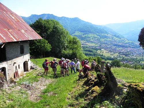 Vue sur Ugine de la Montaz - F. du bois 017.jpg