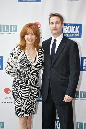 Stefanie Powers and Chris Shirley