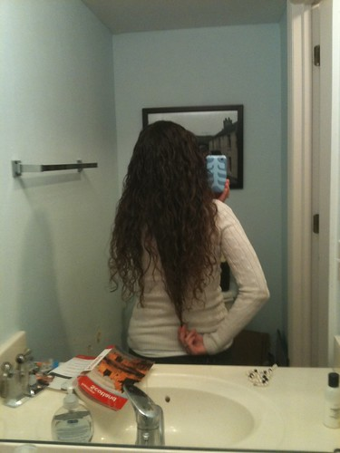 pin thread tailbone length curly hair pictures on pinterest