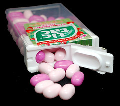 Strawberry Fields tic tac