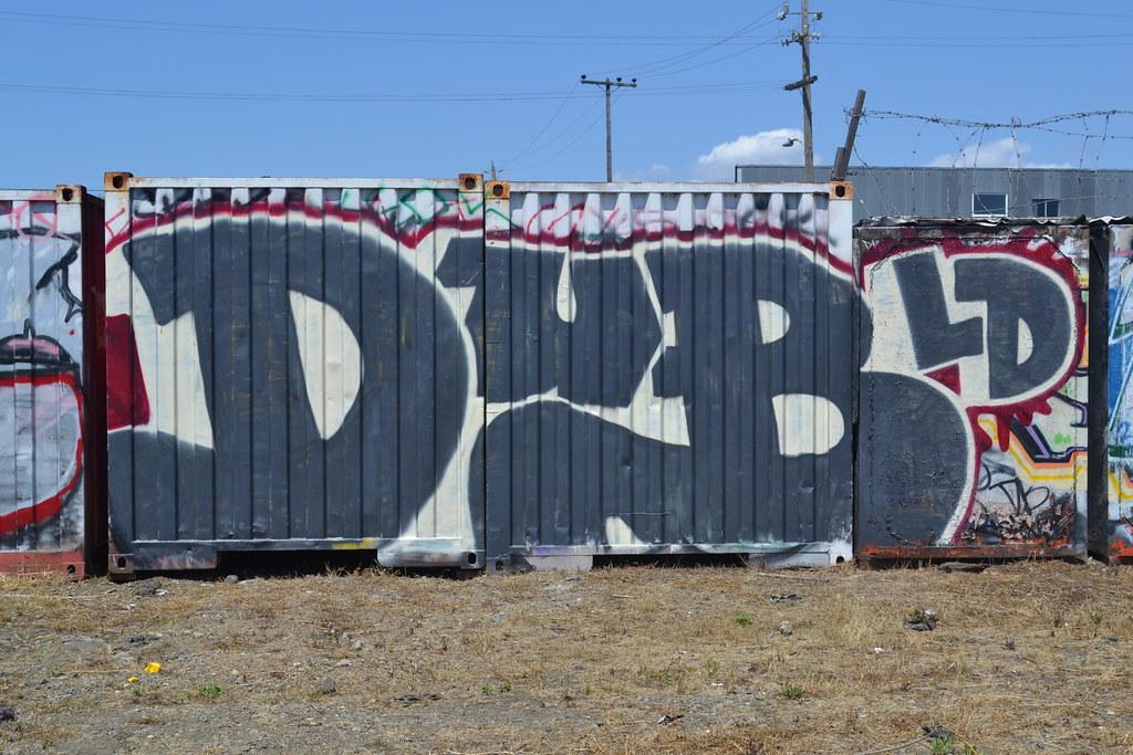 DUB, LD, Graffiti, Street Art, Oakland