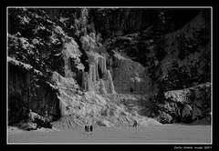 Lago di Braies - 2 (cienne45) Tags: braies lago lagodibraies lake braieslake dolomiti dolomites ice snow neve ghiaccio icefall cascatadighiaccio carlonatale cienne45 natale