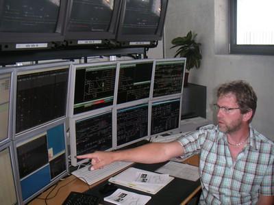 Visite des installations de sécurité CFF à Bienne