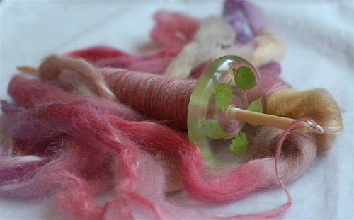 Resin Spindle