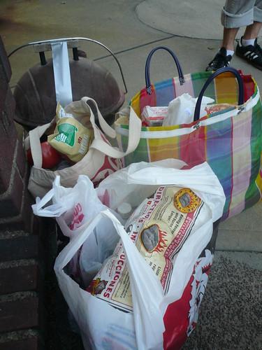 BBQ supplies