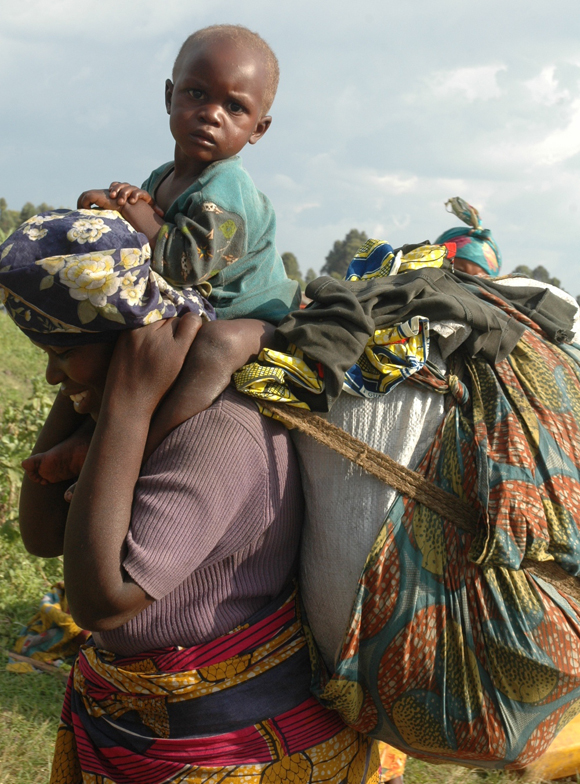 Une femme travailleuse « à mille bras » à Bukavu