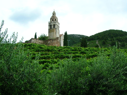 Sv. Nikola monastery, Komiza