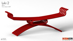 Iyiki 2 Bench (omcdesign) Tags: 2 bench design furniture industrialdesign iyiki