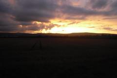 Sonnenuntergang Taunus (karsten13) Tags: 14072009 bodenrod
