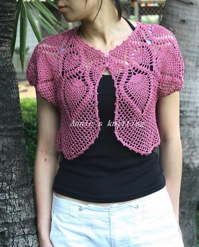2009.7.16. Crochet Lace