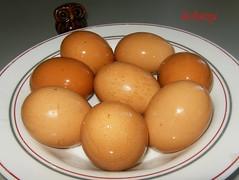 Flan casero-huevos caseros