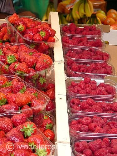 Au marché - frutta