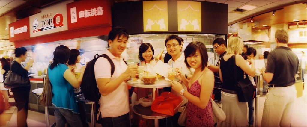 Visit sister @ Singapore