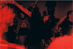 (streetmasterflash) Tags: music byronbay holga135 peoplerain