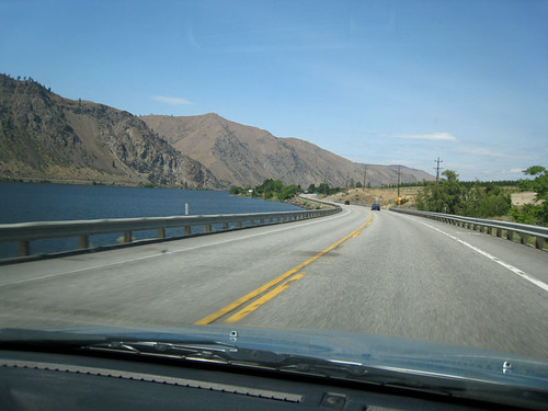 Highway 2 to Spokane