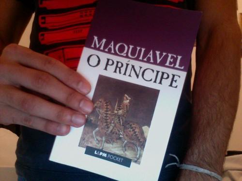 O Principe Maquiavel