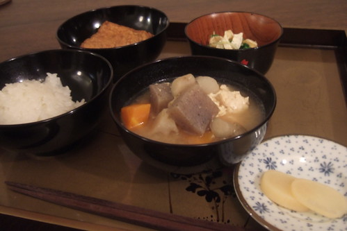 Replicating the Shojin Ryori lunch I had at Kenchoji, Kamakura