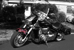 VZR (CWhatPhotos) Tags: pictures black bike that japanese photo big boulevard tour with photos picture have part adobe moto coloring motorcycle 1800 suzuki cruiser colouring jap partial 2007 intruder lightroom tourer japenese m109r vzr paintshopprophotox2 cwhatphotos