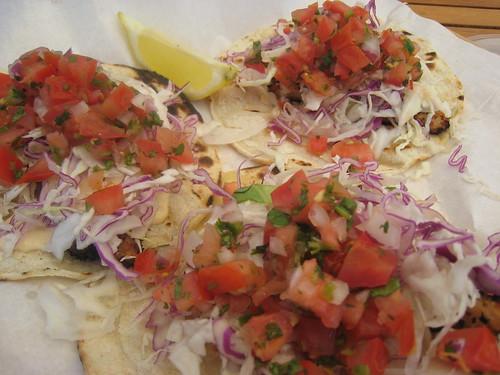 Swordfish Tacos