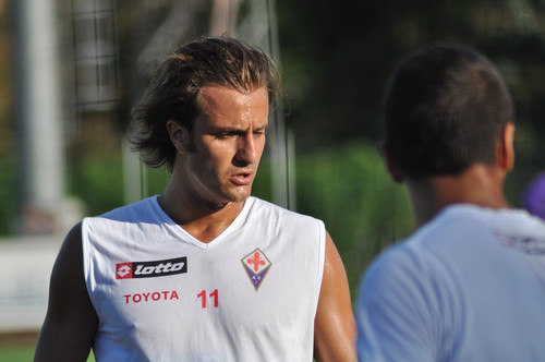 Fiorentina - agosto 2009 - San Piero a Sieve (FI)