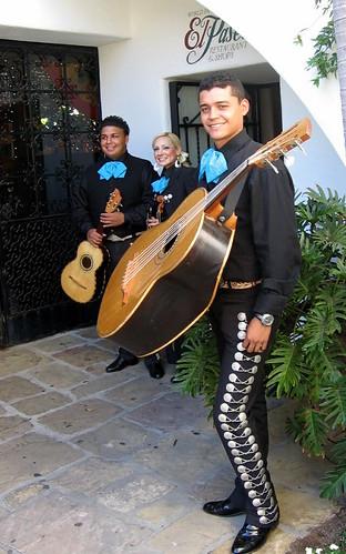 Santa Barbara Fiesta Mariachis