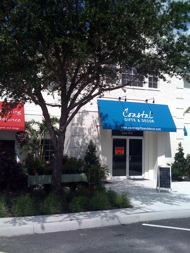 """My Favorite New Store in Downtown Lake Mary Florida """"Coastal Gifts & Decor"""""""