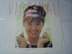 原裝絕版 1986年 11月1日 南野陽子 Yoko Minamino VIRGINAL  黑膠唱片 原價  2800YEN 中古品 4