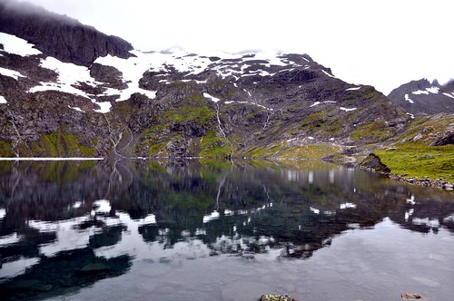 Second Water, Riksheimdalen