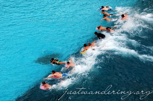 Sunway Lagoon Surfing