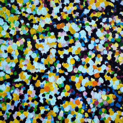 A Landscape of Pieces