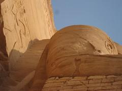 Firmas de la peña en 1858 (versae) Tags: egypt egipto مصر abusimbel أبوسمبل أبوسنبل
