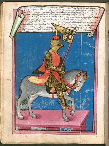 Ludwig von Eyb - Turnierbuch k