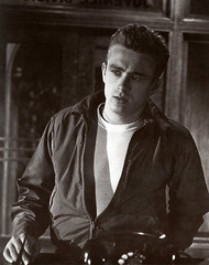 "James Dean, ""Rebel Without a Cause"",..."
