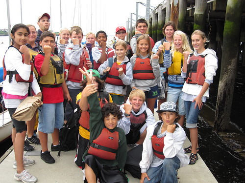 Step 3: Intermediate Sailing Group Photo